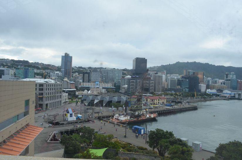 Windy Wellington, Capital City of NewZealand