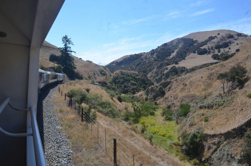 Ferry Crossing and Rail Journey across the MarlboroughRegion