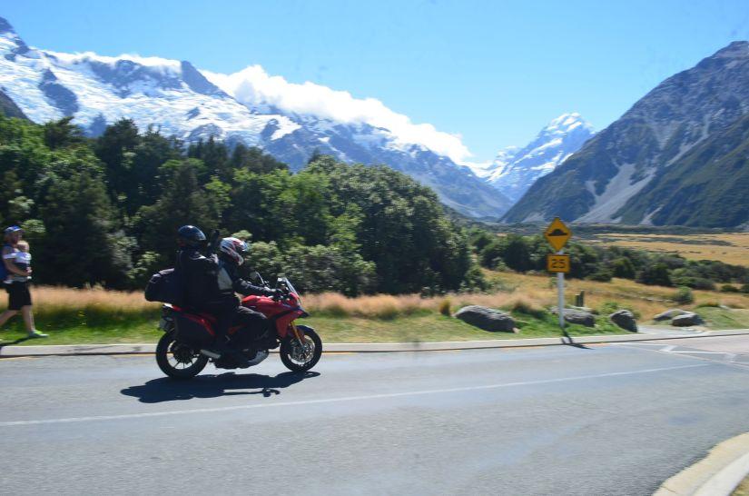 Aoraki/Mont Cook, the Cloud Piercer of SouthIsland
