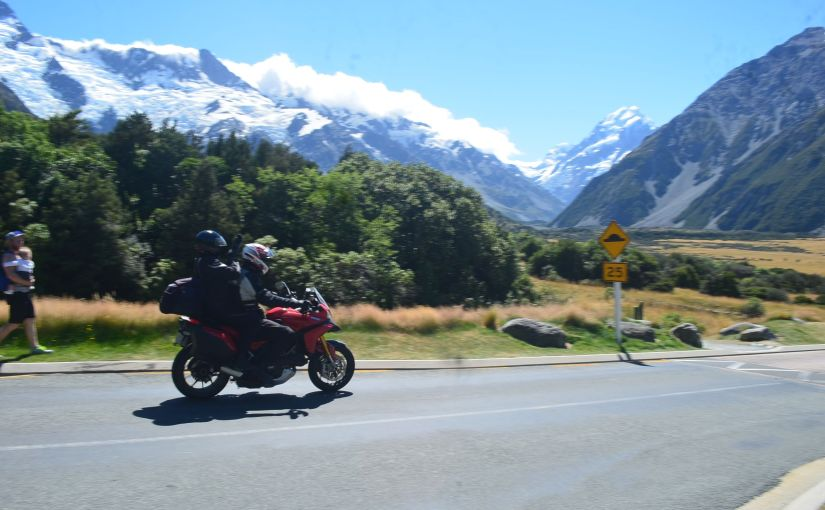 Aoraki/Mont Cook, the Cloud Piercer of South Island