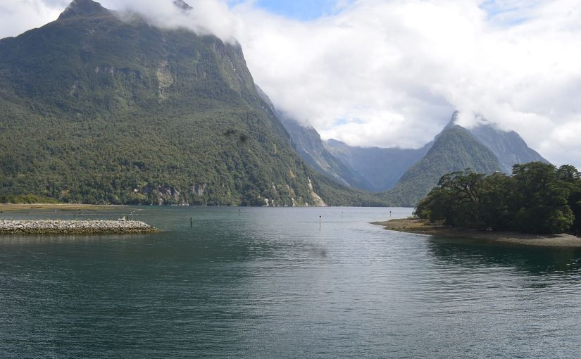 The breathtaking Fiordland National Park and Milford Sound