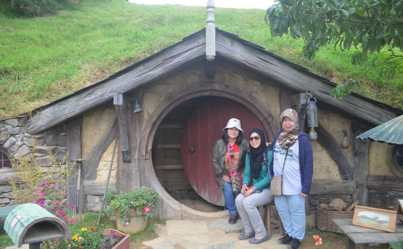Shire, fellowship of the ring in Hobbiton