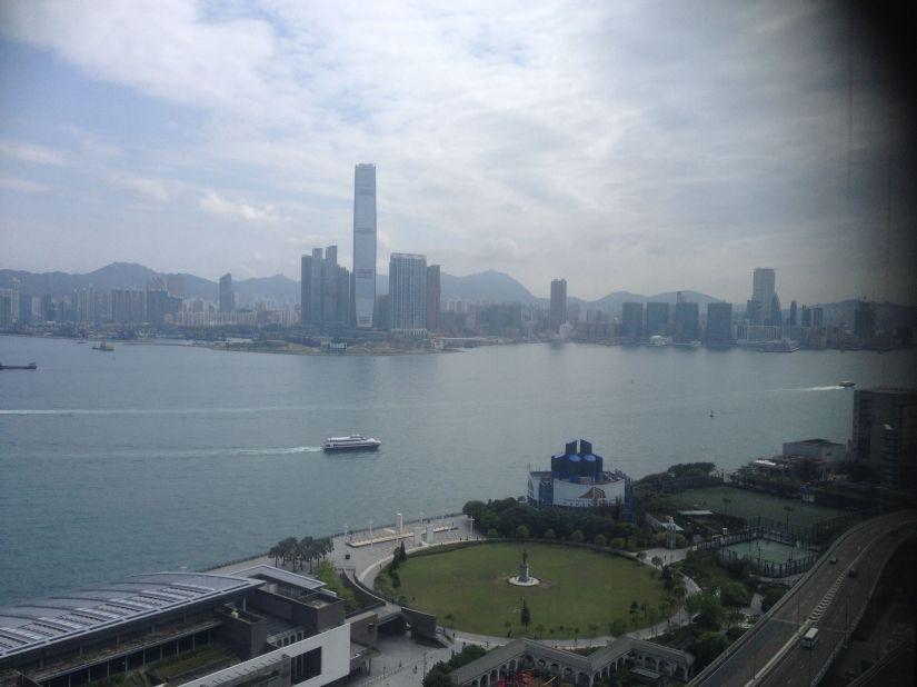Bossa's Trip to HongKong